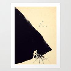 Freedom Seeker Art Print