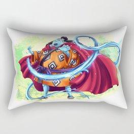 Jinbei - Knight of the Sea Rectangular Pillow