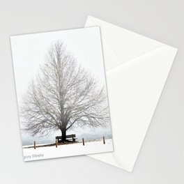 Linden Tree Stationery Cards