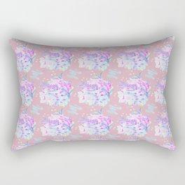 WATERCOLOUR PINK Rectangular Pillow
