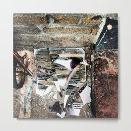 An urban tableau Metal Print