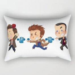 The Doctors! Rectangular Pillow