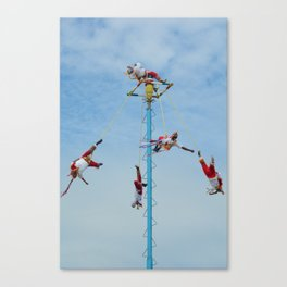 Flying artist collection _01 Canvas Print