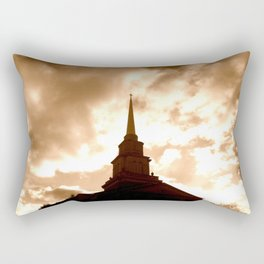 Heavenly Sight Rectangular Pillow