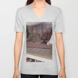 Ghost In The Doll House  Unisex V-Neck