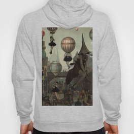 Love Is In The Air-Flappers Invasion Hoody