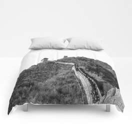 The Great Wall of China I Comforters