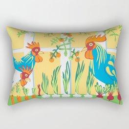 Earlybirds Rectangular Pillow