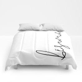 bésame Comforters