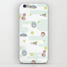 Rictsy Print iPhone & iPod Skin