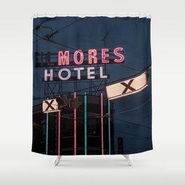 Dundas Street East Shower Curtain