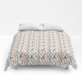 Pattern Project #6 / Happy Rain Comforters