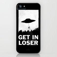 Get In Loser Slim Case iPhone (5, 5s)
