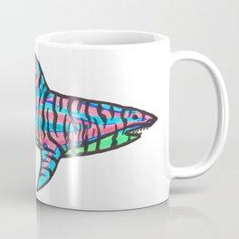 Zebra Sharks Coffee Mug