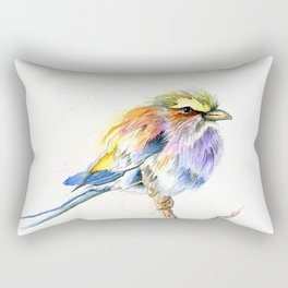 Badass Bird Rectangular Pillow