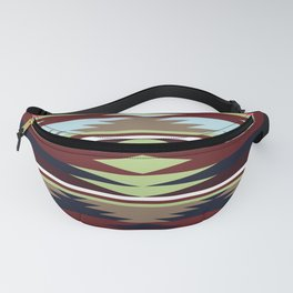 American Native Pattern No. 20 Fanny Pack