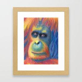 Gentle Giant Framed Art Print