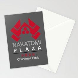 Nakatomi Plaza Company Christmas Party Stationery Cards