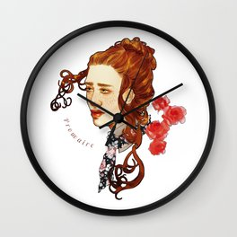 Prouvaire  Wall Clock