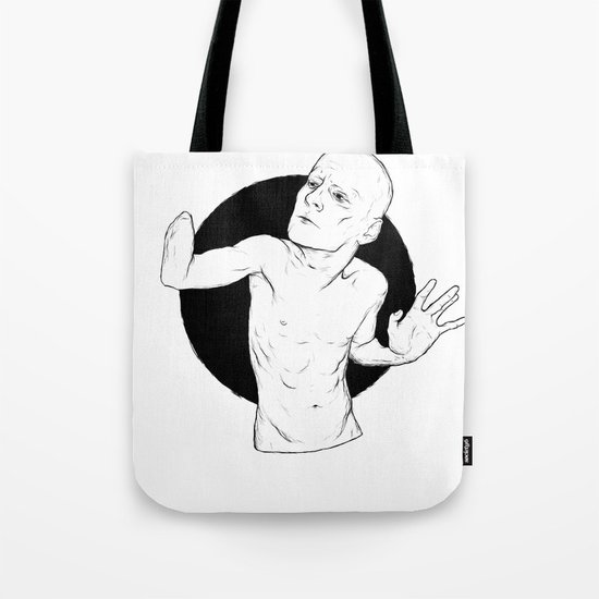 Right Handed Tote Bag