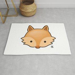 Baby Fox Kawaii Rug