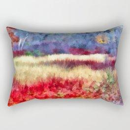 Mother Nature's Artistry Rectangular Pillow