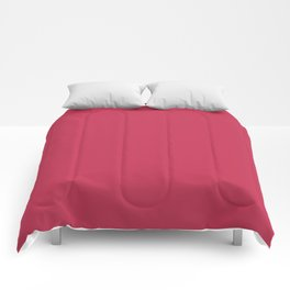 Dingy Dungeon - solid color Comforters