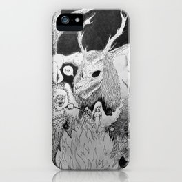 Scary Stories iPhone Case
