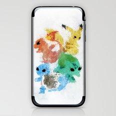 Starters iPhone & iPod Skin