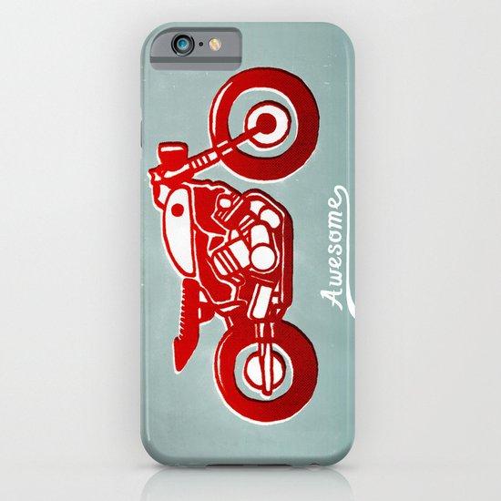 Vintage Bike iPhone & iPod Case
