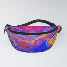 Breaking Symmetry Fanny Pack