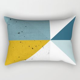 Modern Geometric 17 Rectangular Pillow
