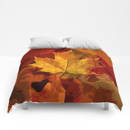 Autumn Whispers Comforters
