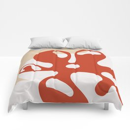 Charles and Ray Comforters