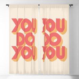 You Do You Block Type Blackout Curtain