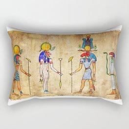 Gods of Ancient Egypt Rectangular Pillow