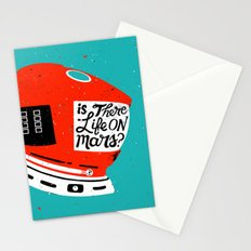 Life On Mars? Stationery Cards