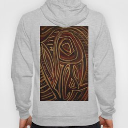 Egyptian abstraction Hoody