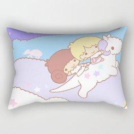 Starry Hoth Wonderland Rectangular Pillow