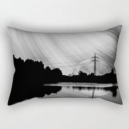 Nature lake in swabia Rectangular Pillow