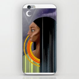 Breaking Tradition iPhone Skin
