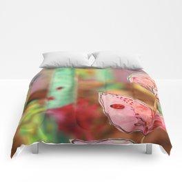 Ladybug Comforters