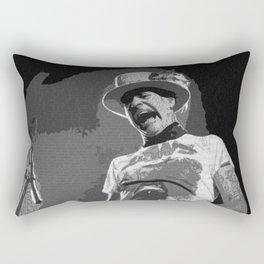 Ahead by a Century - Gord Downie Tragically Hip Rectangular Pillow