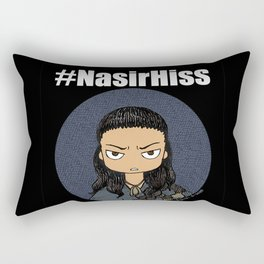 Sassy Nasir (Spartacus) Rectangular Pillow