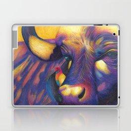 Wild Water buffalo Laptop & iPad Skin