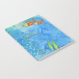 Secret Turtle Notebook