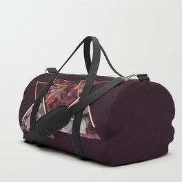 Wine Succulents #society6 #decor #buyart Duffle Bag