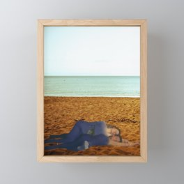 the universality of love Framed Mini Art Print