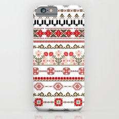 Traditional pattern iPhone 6s Slim Case