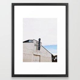 Kent Co Framed Art Print